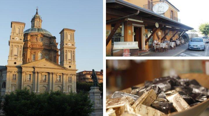 Vicoforte im Piemont