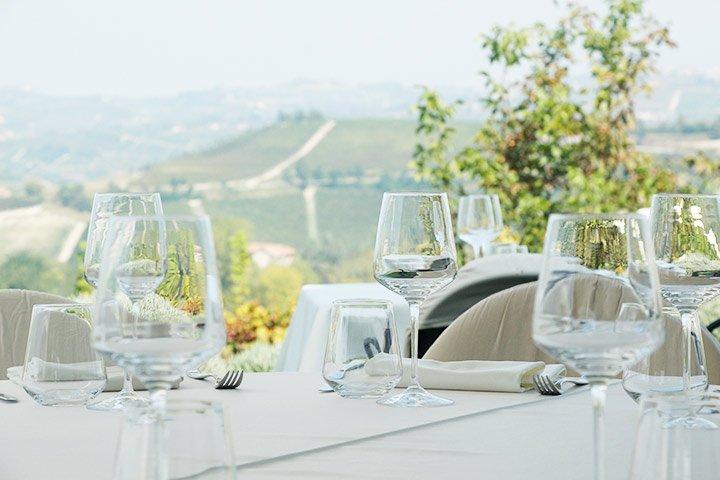 Wein im Piemont