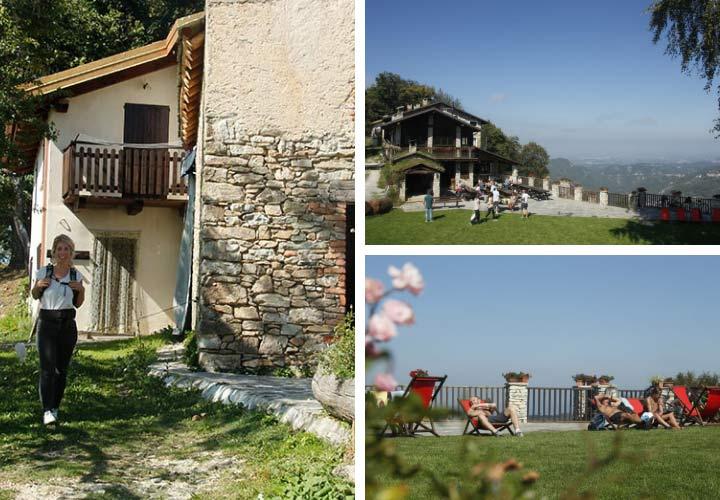 Wandern im Corsaglia Tal im Piemont