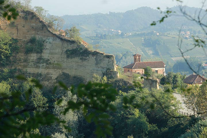 Wandern in der Langhe im Piemont