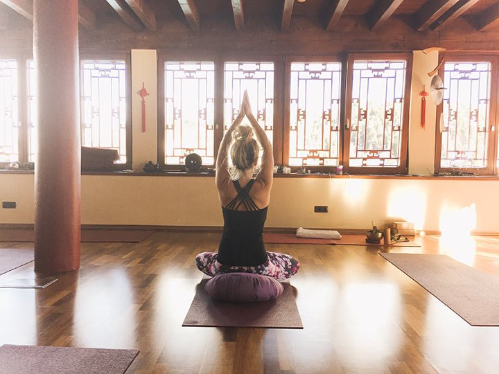 Yoga Urlaub am See