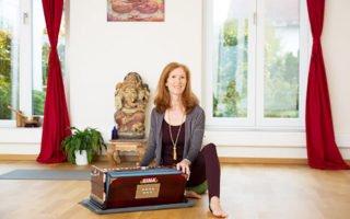 Yoga Urlaub in Österreich mit Claudia Mägdefessel