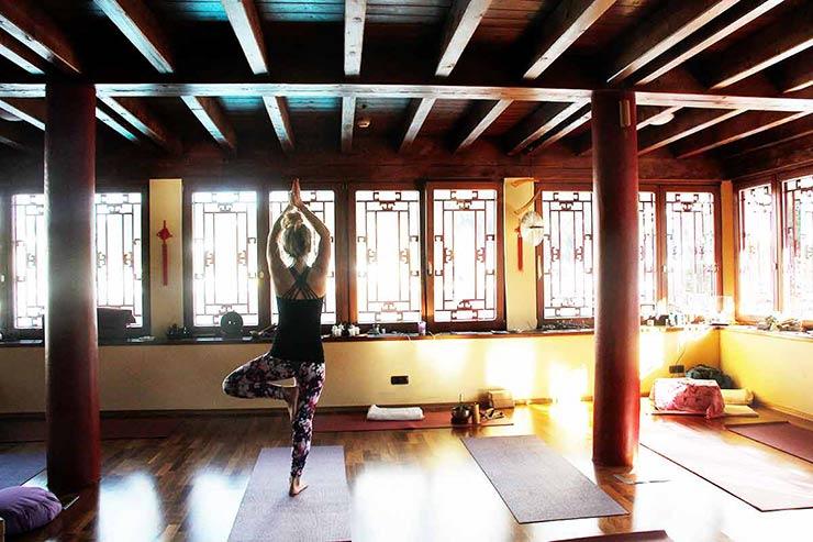 Yoga Urlaub im Advent