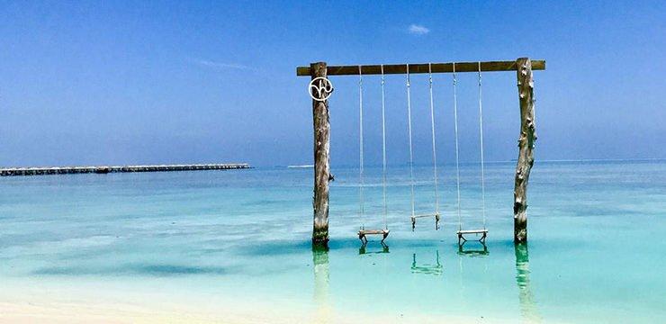 Traumurlaub auf den Malediven im Kandima Maldives Resort
