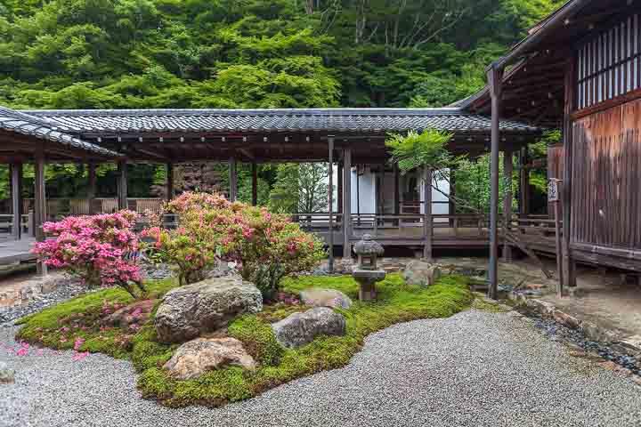 Japan, Kyoto, Nanjenzi Tempel