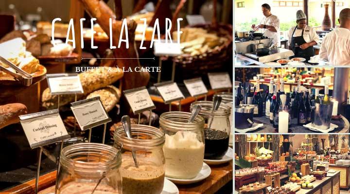 Erfahrung und Überblick der Restaurants im Kempinski Baie Lazare Seychellen