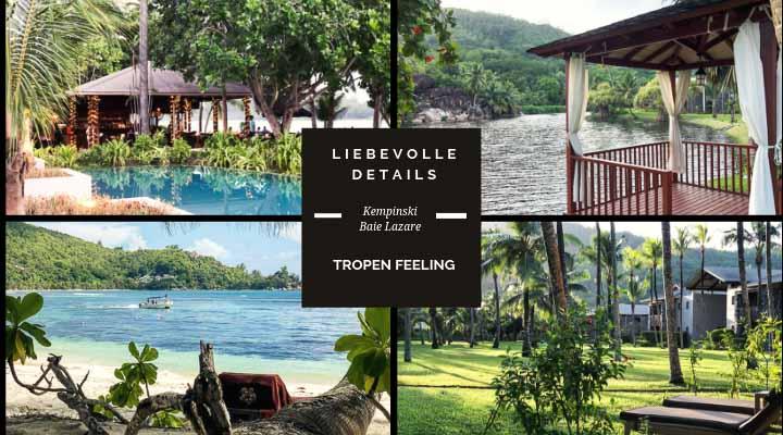Überblick für Ruhe - und Luxussuchende auf den Seychellen