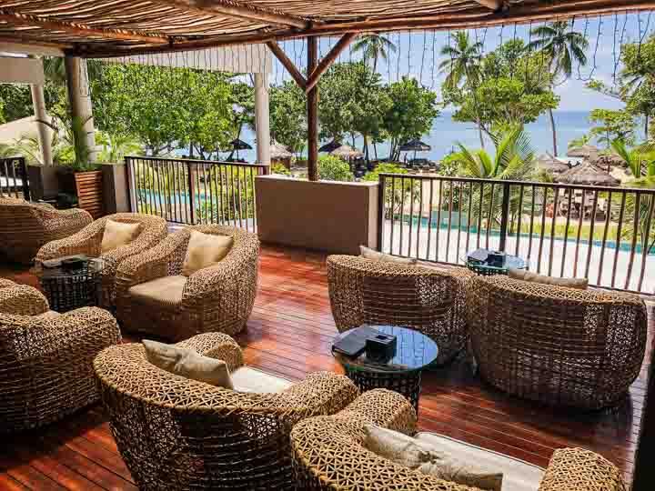 Lounge und Lobby Bereich für gemütliche Cocktails und Live-Musik am Abend